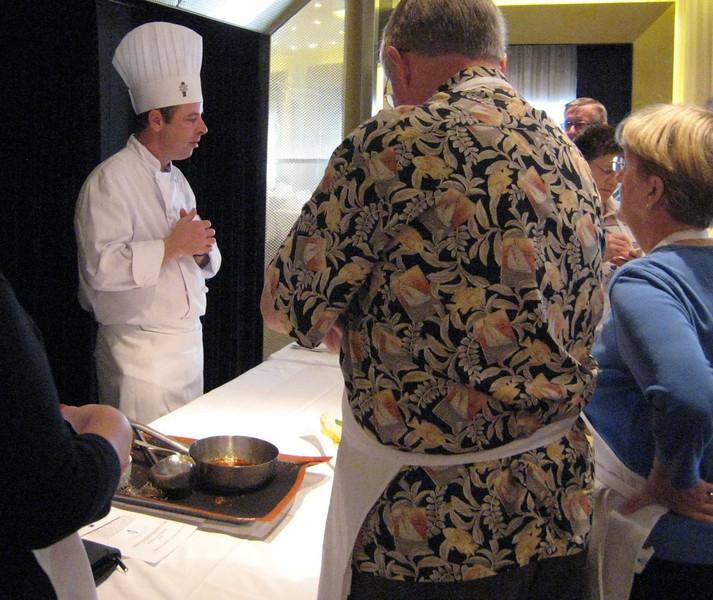 Le Cordon Bleu Cooking Class