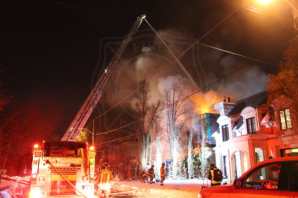 March 7, 2019 - 6th Alarm - 111 Rochester Ave