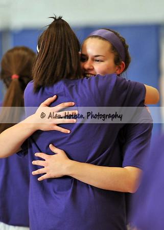 Girls Varsity Basketball - Williamston at Lansing Catholic - Jan. 7