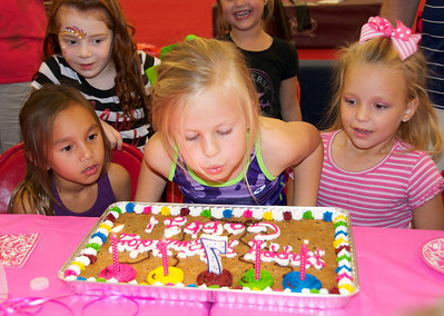Gabby's 7th Birthday