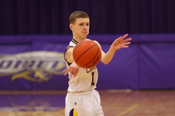 Basketball Freshman Boys vs Hackett - KCHS - 2/15/18