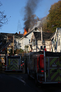 Vernon, Ct 2nd alarm 11/6/12