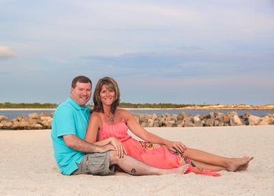 The Sroka Family - Panama City Beach 2015 - Sun Fun Photo