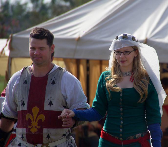 Sir Samuel de Grac'e for Countess Ashldr Ulfsdottir