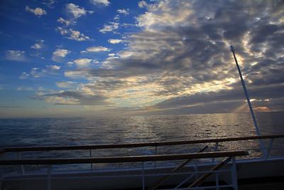 Day at Sea  Nov 26