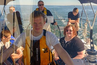 50th Birthday & Family Sail