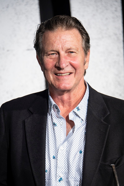 """HOLLYWOOD, CALIFORNIA - SEPTEMBER 28: Brett Cullen attends the premiere of Warner Bros Pictures """"Joker"""" on Saturday, September 28, 2019 in Hollywood, California. (Photo by Tom Sorensen/Moovieboy Pictures)"""