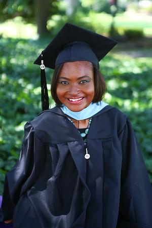 Chinell Singletary's Graduation Photoshoot