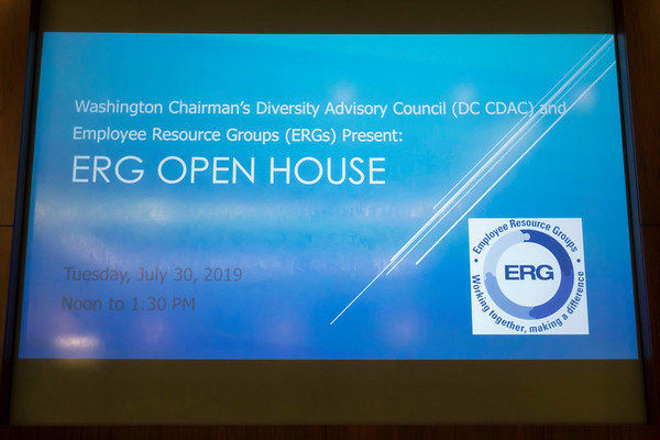 ERGO Open House - 7-30-19