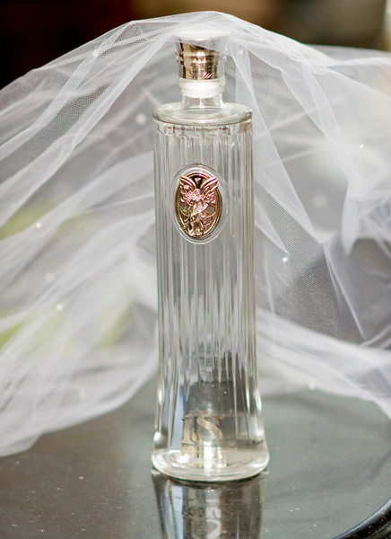ISVodka is vodka, the perfect bottle for adding elegance and excitement to your wedding.