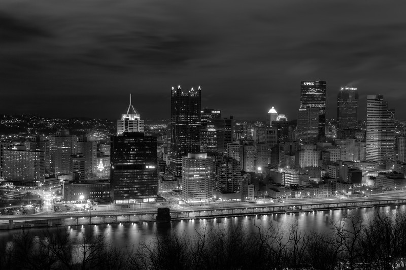 City Lights Xmas 2011