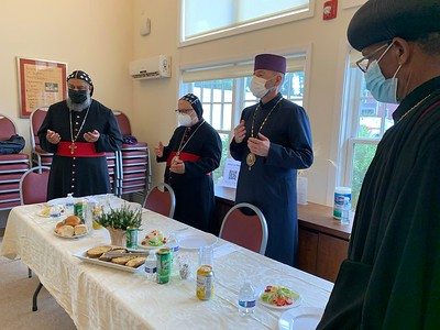 Standing Conf. of Oriental Orthodox Mtg. (Sep. 20, 2021)