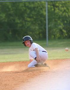 Garrett Miller Tigers Baseball 2006