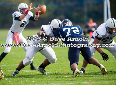 10/19/2013 - Varsity Football - Lawrence Academy vs Nobles