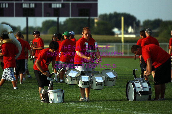 2010 RTHS MARCHING BAND CAMP PRESENTATION
