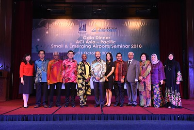 2018 ACI Asia-Pacific Small and Emerging Airports Seminar (SEAS 2018)