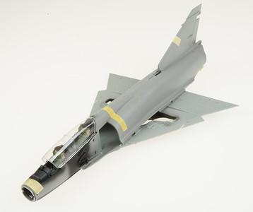 1/48 Kinetic Mirage IIIDE - Spain