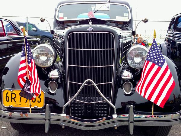 Car Show at Rockaway Beach