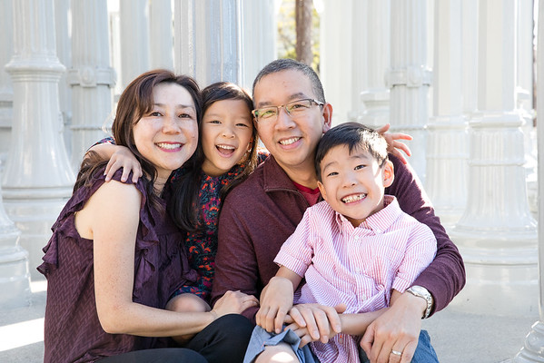 DR. San's Family Portraits