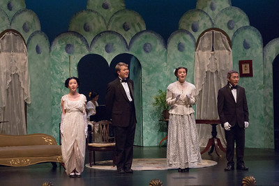 The Importance of Being Earnest  - Opening Night