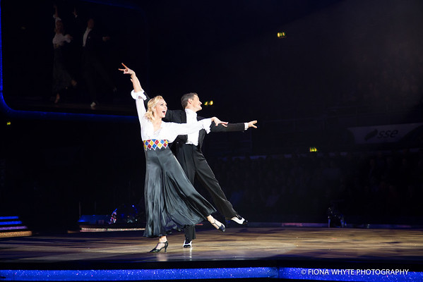 Strictly Come Dancing - Wembley Arena -  2015