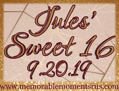 Jules Sweet 16