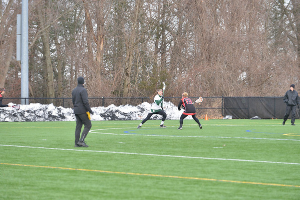 BABSON WOMENS LAX 3.25.2014