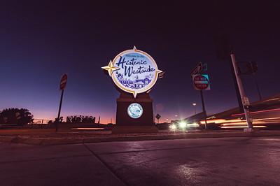 Westside Sign