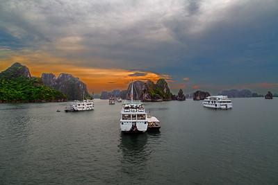 Vietnam 2018: Hanoi, Halong, Sapa, Ho Chi Minh