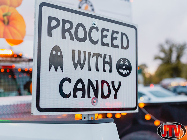 Drive Thru Trunk or Treat and Costume Parade 10-16-20