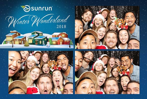 Sunrun Holiday Party '17