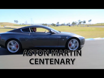 Aston Martin Centenary