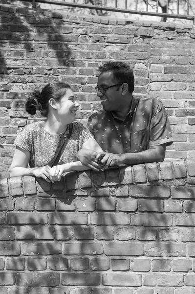 Julia and Thashan Pre Wedding
