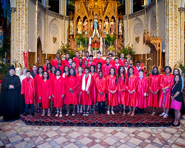 St. Stanislaus School Graduation May 25 2017