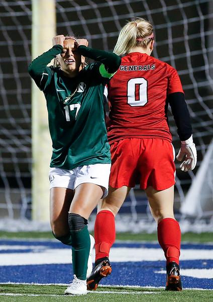 Medina girls fall in state semifinals