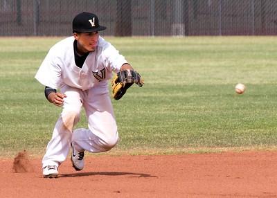 Baseball Verrado Varsity vs Salpointe 5/1/2012