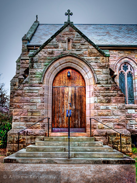 St. Lukes Chapel Sewanee