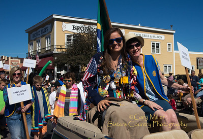 The 2013 Rodeo Parade