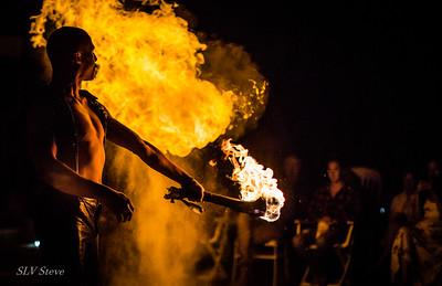 Burning Man Vibe