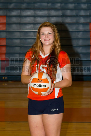 Girls Varsity Volleyball #15 - 2014