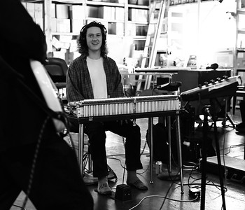 Uber Rock Recording Session