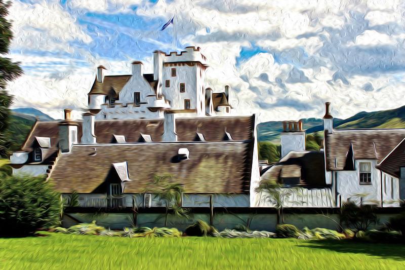 Blair Athol Castle 2