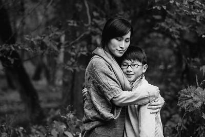 Yi Fall Family Photos