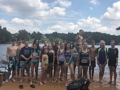 Redwine UMC Lake Day - 8/26/17