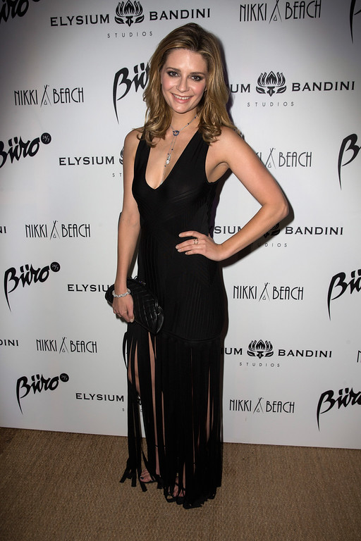 . CANNES, FRANCE - MAY 16:  Mischa Barton attends Tim Headington & Elysium Bandini Present The 8th Annual PARADIS Benefitting The Art of Elysium during the 69th Annual Cannes Film Festival on May 16, 2016 in Cannes, France.  (Photo by Luca Teuchmann/Getty Images for Art of Elysium )