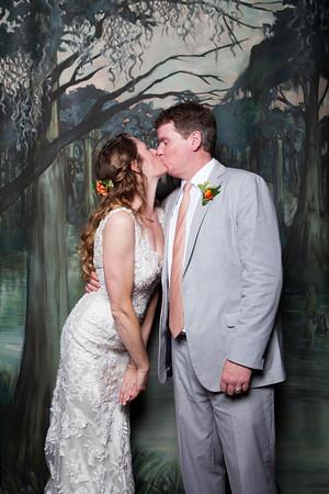 Beka & Taylor's Wedding Photobooth!