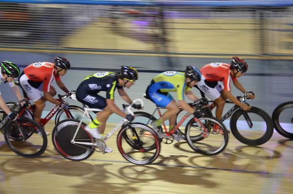 World Cycling League TeamTrak Premiere