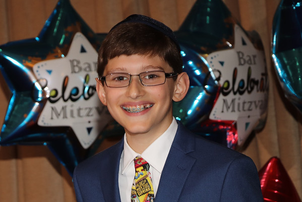 JAKE CHONG'S BAR MITZVAH - JUNE 15, 2019