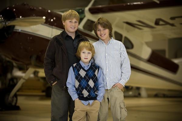 Kris & the boys