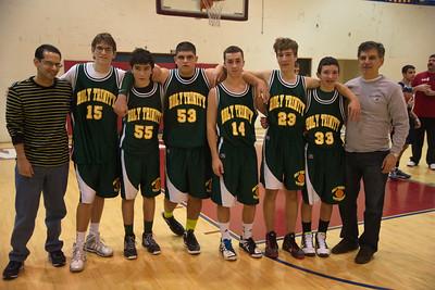 GOYA Basketball Tournament - Akron - January 18, 2013